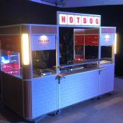 Buitelaar Metaal - Mobiele hotdogbar - verkoopunit - Boozed