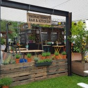 Buitelaar Metaal - Festival aankleding - Standbouw - Boozed