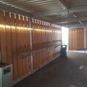 Fietsenstalling Rookruimte Intergreen - Bentz