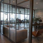 Industrieel kantoorinterieur Van Dijk Flora - Bentz