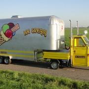 Buitelaar Metaal - Mobiele foodtruck - IJscowagen - De Tuinderij
