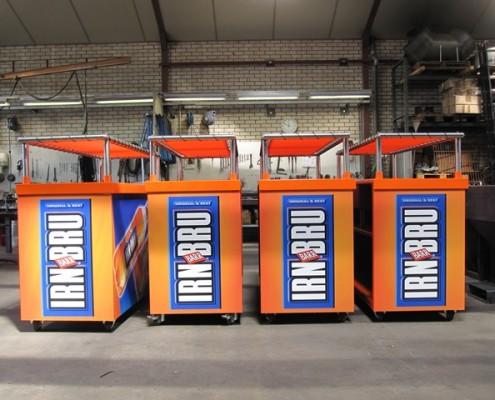 Trolley - IRNBRU - MajorTom
