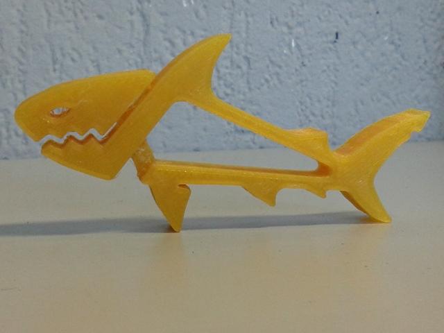 3D printer - Haai Knijper