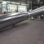 Buitelaar Metaal - Rvs Aluminium collector kanaalwerk ketelhuis - Jac. Solleveld