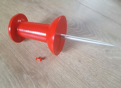 3D Punaise - 3D printen