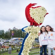 Symbool 4 & 5 mei - Nationale Kinderherdenking - Madurodam