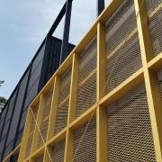 Schuifdeur XL - Afsluiting binnentuin - Beweegbaar - Next Architects