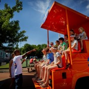 Buitelaar Metaal - Mobiele tribunewagen - Rabobank - Kumpany