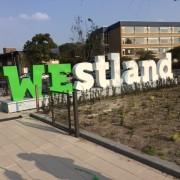 Buitelaar Metaal - XXL Letters gemeente WEstland