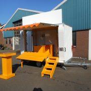 Buitelaar Metaal - Mobiele verkoopwagen - Kiosk - Bentz