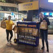 Buitelaar Metaal - Verrijdbare Kiosk - Streetreclame - Kumpany