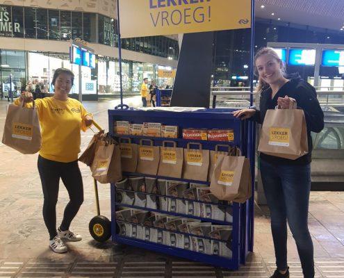 Verrijdbare Kiosk - in opdracht van Kumpany