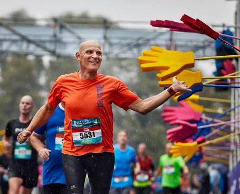 Runners High Five - Dam tot Dam loop - in opdracht van Kumpany