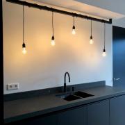 Buitelaar Metaal - Industriele Hanglamp - verlichtingsbalk