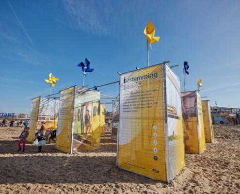 Festival decor - standbouw - Kumpany