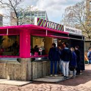 Buitelaar Metaal - Street food container - verkooppunt - koffiecorner - Baristocrats
