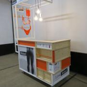 Buitelaar Metaal - Mobiele verkooptrolley - Boozed