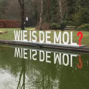 Buitelaar Metaal - XXL letters Wie is de Mol? - AVROTROS