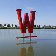 Buitelaar Metaal - XXL Logo Letters - straatreBuitelaar Metaal - Reclame letter - Doosletter - Logo - Wollebrand