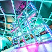 Buitelaar Metaal - Activation wall inclusief LED verlichting - McSaatchi
