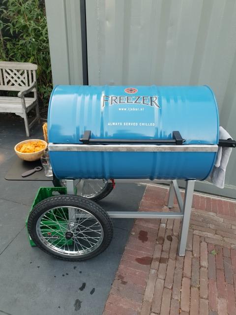 Buitelaar Verhuurt - Ijsbar Freezer
