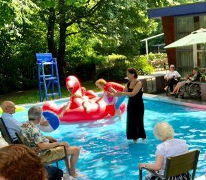 Buitelaar Metaal - Pop up zwembad