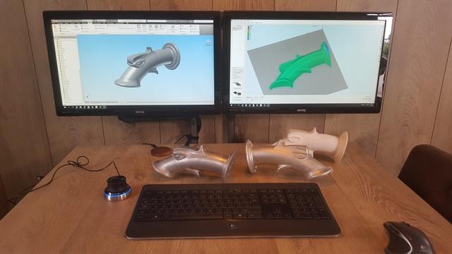 3D Printen - Mal waterspuwer