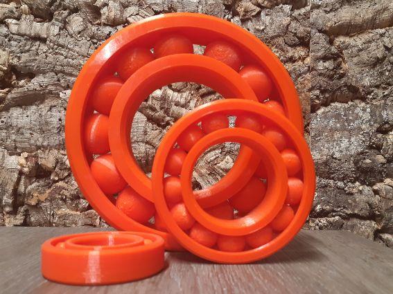 3D Printer Lagers