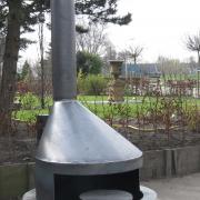 Buitelaar Metaal - Open Haard Barbecue Vuurhaard