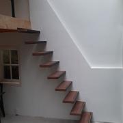 Buitelaar Metaal - Zwevende traptreden