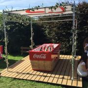 Buitelaar Metaal - Festival game tafelvoetbal recycling - Boozed