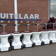 Buitelaar Metaal - Toiletracers - Activiteiten locatie de Tuinderij